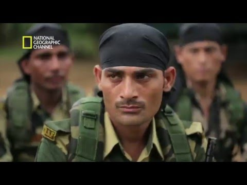 Nat Geo Documentary  on BSF-  India's First Line of Defence