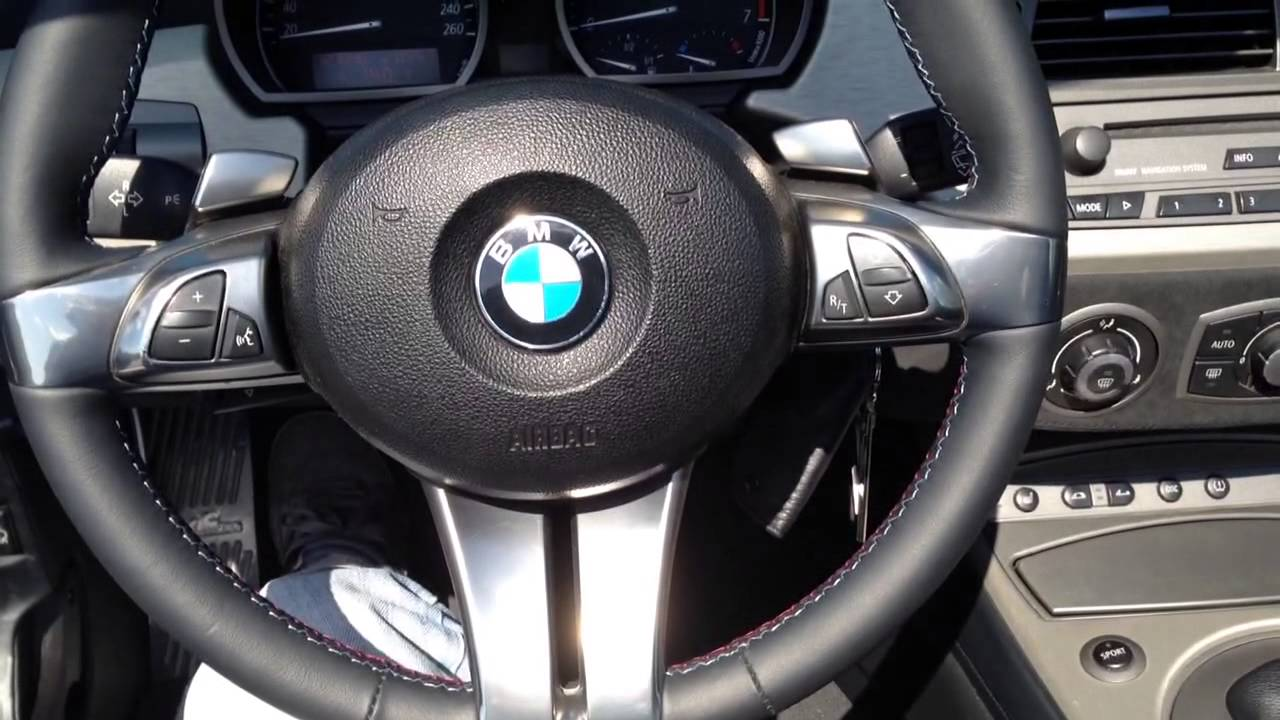 Bmw Z4 Alcantara Upgrade Youtube