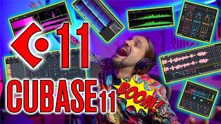Cubase 11- What's NEW, Let's Talk