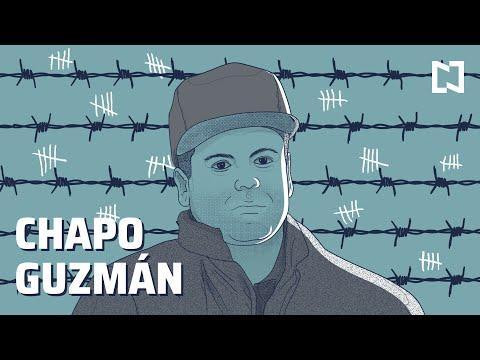 """Así fueron todas las capturas y fugas de """"El Chapo"""" Guzmán"""