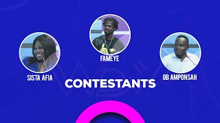 What Don't You Know? Fameye Vs Sista Afia Vs Comedian OB