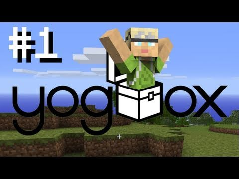 Minecraft: YogBox Let's Play EP01