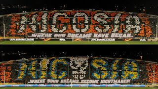 WELCOME TO NICOSIA [APOEL ULTRAS]