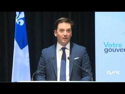 Annonce de Québec sur le financement de l'Office québécois de la langue française – 21 sept. 2020