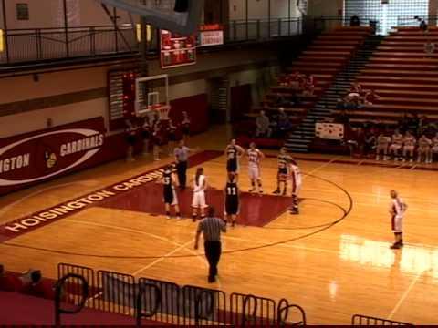 Minneapolis High School Lions Girls vs La Crosse 1/19/2012