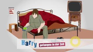 learn german a1 b1   harry gefangen in der zeit   episode 01
