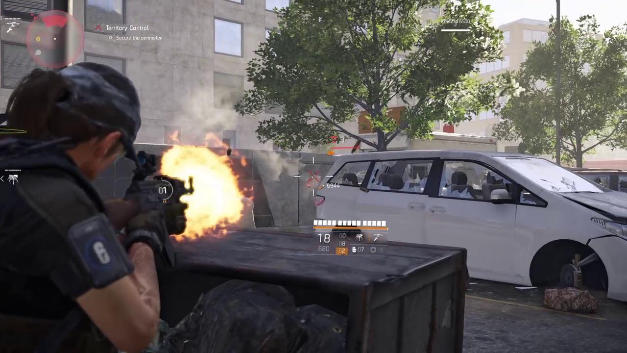 """Képtalálat a következőre: """"division 2 firefight"""""""
