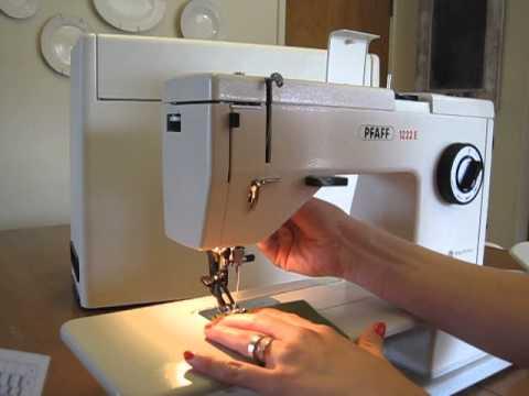 Pfaff 40E Sewing Machine For Sale On EBay YouTube Inspiration Ebay Com Sewing Machines