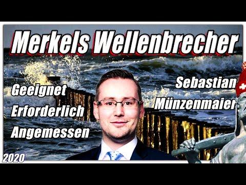 Merkels Wellenbrecher Lockdown   Geeignet - Erforderlich - Angemessen?