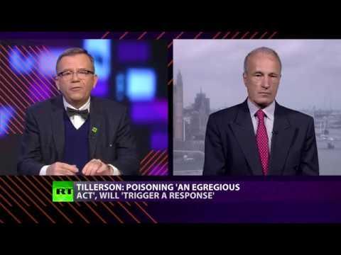 CrossTalk on Sergei Skripal: \'Publicity Murder?\'