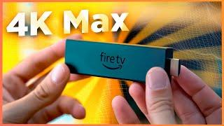 MÁS y MUCHO MEJOR!!! Fire Stick 4K Max REVIEW