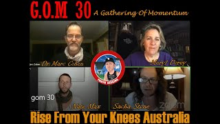 G.O.M 30 Rise From Your Knees Australia