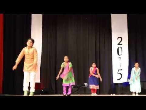 2015 Multicultural Event in Mahatma Gandhi School Jersey City NJ
