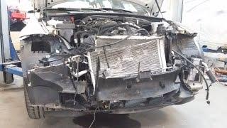 Кузовной ремонт БМВ Е91(Кузовной ремонт БМВ Е91. Работа без стапеля., 2016-10-24T17:46:12.000Z)