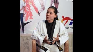 DW TV Interview: For me, first bout is always the last; International Taekwondo athlete Yamini Gupta