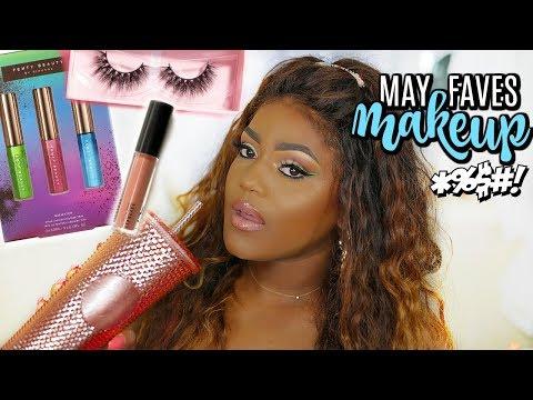 Makeup Must Haves | May Favorites thumbnail