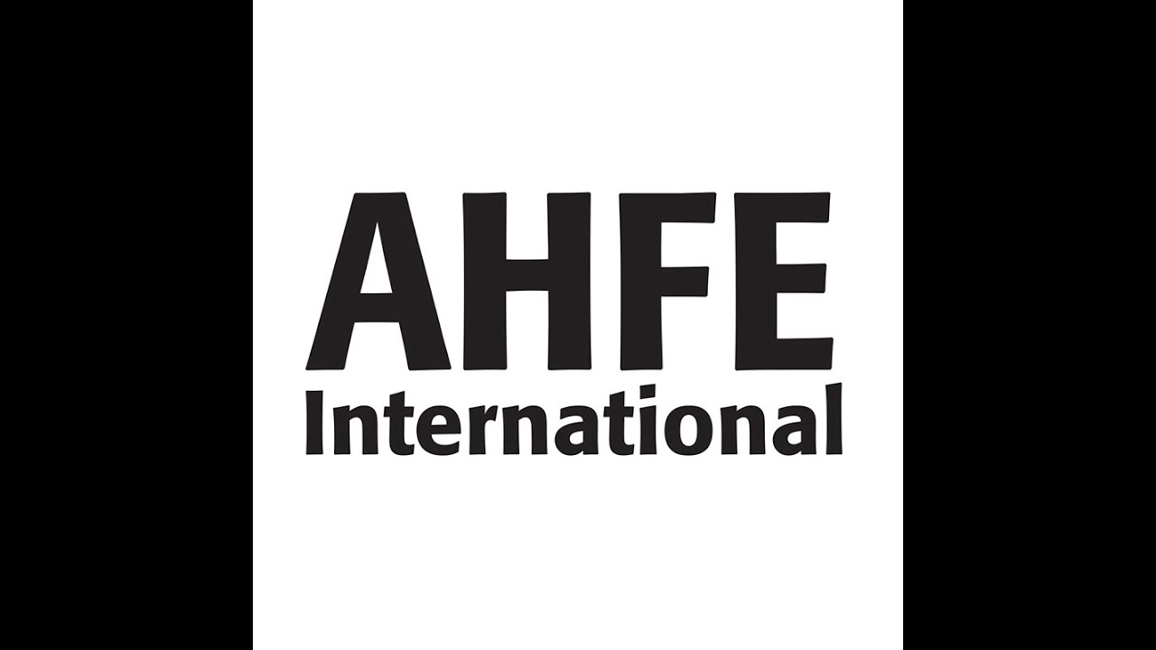 AHFE 2016 International Conference (Walt Disney World Resort July 27-31,  2016)