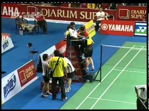 Finals - 2012 Yonex-Sunrise Hong Kong Open from YouTube · Duration:  5 hours 39 minutes 8 seconds