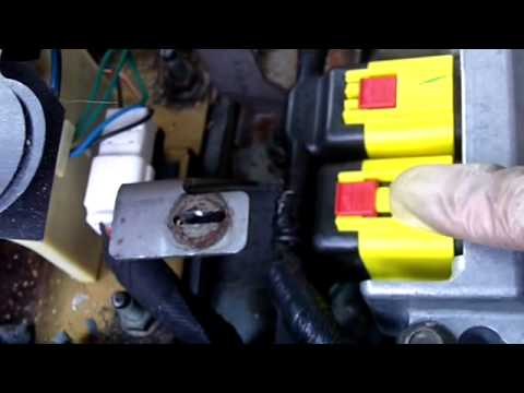 Part 2, 1999-2004 Jeep Grand Cherokee Dashboard Removal