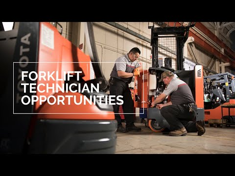 Become A Forklift Technician At Southeast Industrial Equipment