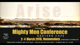 Might Men Conference Eastern Cape
