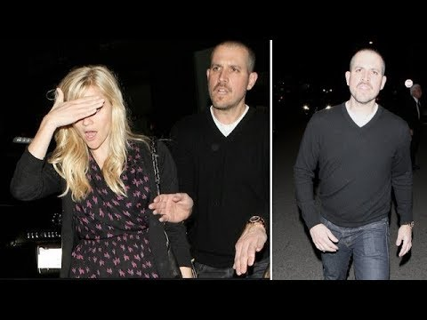 Reese Witherspoon's Hubby Jim Toth Gets Physical With The Paps! 2011