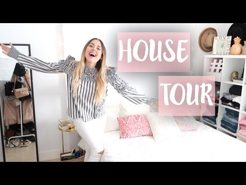 HOUSE TOUR // Mi estudio en Madrid + NOTICIA