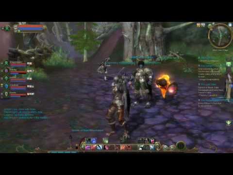 Aion: Huge Black Claw grounds raid [unedit]