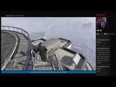 GTA Online! exploring the Finance and Felony DLC!!