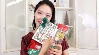 Holiday 2014 Giveaway! ♥ Korean Cosmetics and Skincare Thumbnail