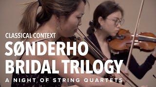 Sønderho Bridal Trilogy I & II