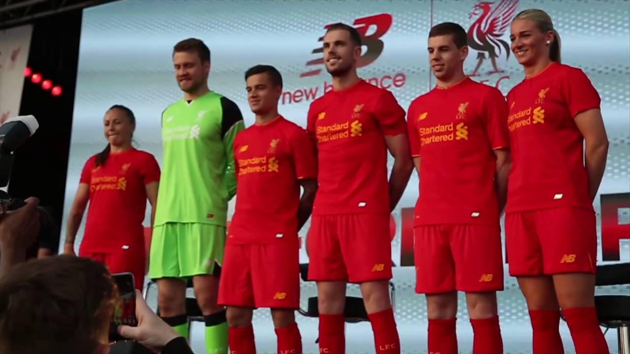 Win a behind-the-scenes experience at LFC kit launch ...
