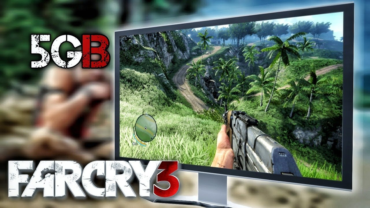 How to play FAR CRY 3 on PC Highly Compressed | FAR CRY 3 PC Download |  #farcry #actiongames #tki