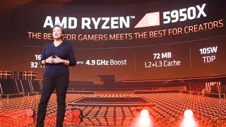 AMD 5950X! Watch the full reveal here