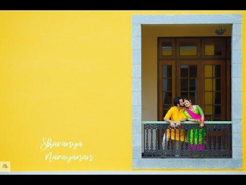 #Nasha2017 - Sharanya & Narayanan (Our Wedding Story)