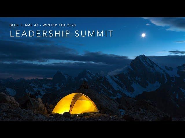 Winter Tea 2020 Leadership Summit