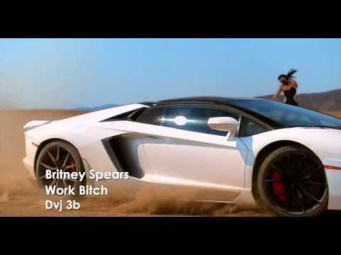 Britney Spears   Work Bitch Extended) (Dvj 3b) fb