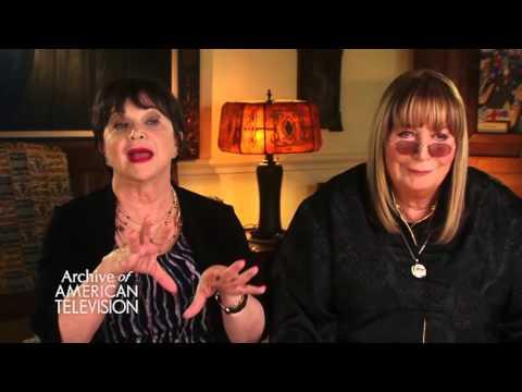 Cindy Williams & Penny Marshall on traveling together - EMMYTVLEGENDS.ORG