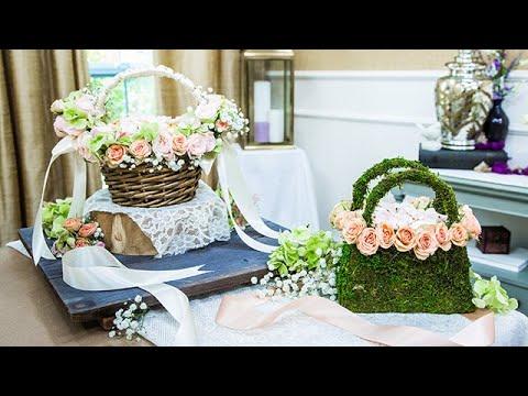 Flower Girl Baskets - Home & Family