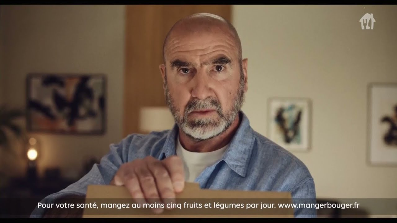 Musique de la pub Just Eat – Eric Cantona partenaire officiel UEFA Euro 2021