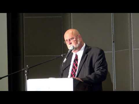 """James Simpson at the """"Can Islam Coexist with Western Civilization"""""""