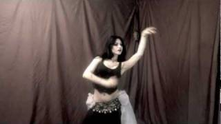 Mahafsoun Bellydance ~ Avenged Sevenfold {A Little Piece Of Heaven}
