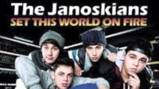 The Janoskians - Set This World On Fire KARAOKE (Backing Vocals)