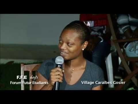 Extrait ITV direct TV de CEMEA guadeloupe durant le séminaire FFE