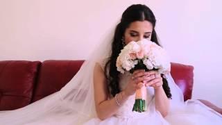 Красивый ролик невесты - Свадьба в Дагестане