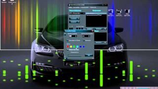Neon Visual test 4