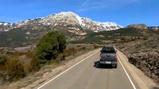 Nissan Navara - экстерьер, тест-драйв