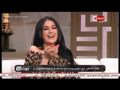 بوضوح  النجمة غادة عبد الرازق: أنا فاشلة في الزواج بسبب سوء اختياري