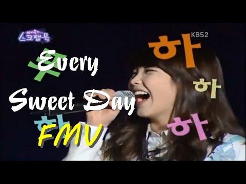 [FMV] [Vietsub + Engsub + Kara] IU - Every Sweet Day [Audio/Lyrics] [Lost and Found]