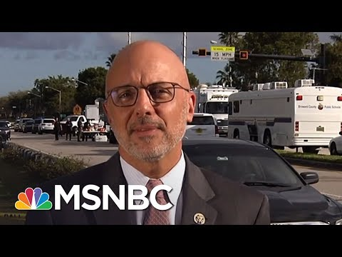 Florida Congressman Ted Deutch Offers Updates On Florida School Shooting | Morning Joe | MSNBC